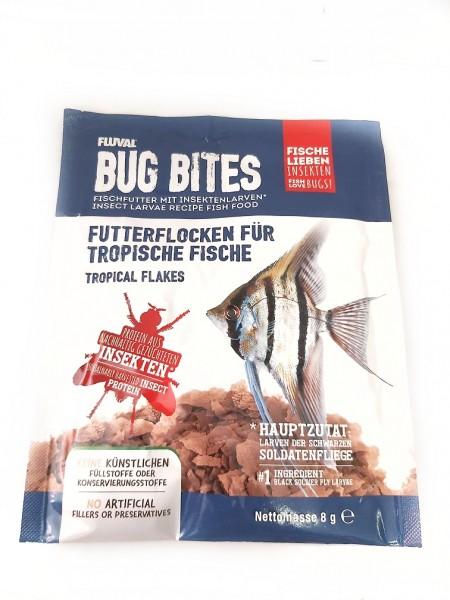 Bug Bites Tropische Fische Flakes - Probe