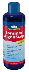 Sommer Algenstop 500ml von Söll für schöne gesunde und klare Teiche