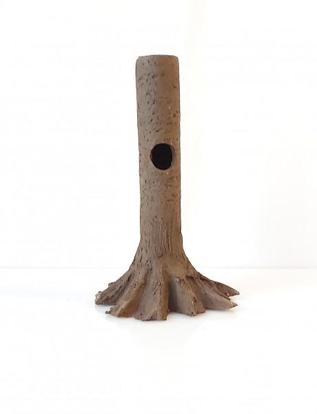 Garnelenbaumstamm, Dekostamm für Aquarien