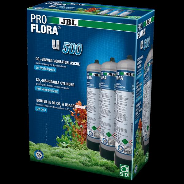 Pro Flora u500 Bio Co2 Nachfüllset Kartuschen für die optimale versorung von Wasserpflanzen bei Wiebies Aquawelt