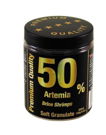 Artemia 50% Soft Granulat 150g