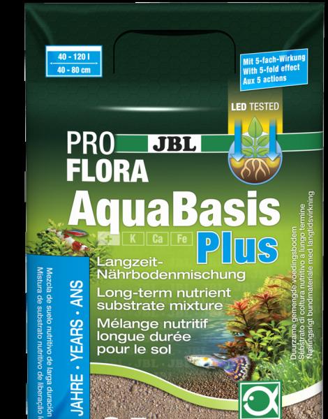 AquqaBasis plus Nährboden 5L
