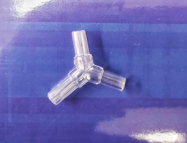 Y-Stück 4/6mm Schlauch
