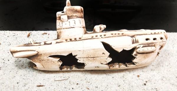 U-Boot Wrack Ton