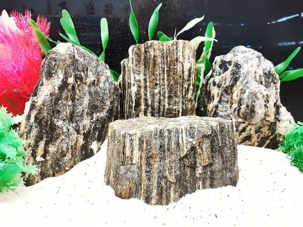 Glimmer Rocks - Glimmer Wood Rocks die Tollen Steine für das Aquarium bei Wiebies Aquawelt
