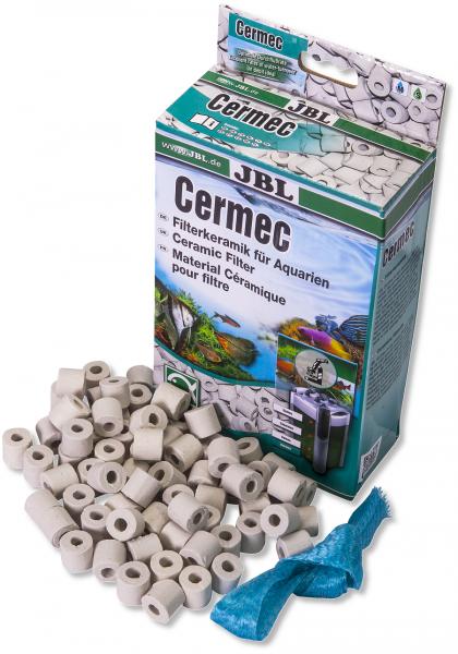 Cermec 1000ml von JBL die Keramikröhren für sauberes Aquarienwasser von JBL bei wiebies Aquawelt