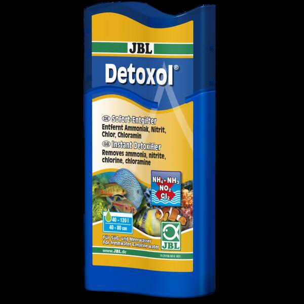 JBL Detoxol der Sofortentgifter bei Vergiftungserscheinungen im Aquarium