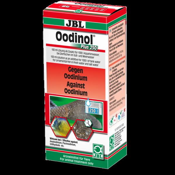 Oodinol Plus 250 100ml die erfolgreiche Methode um gegen die Samtkrankheit oodinodium vorzugehen von JBL