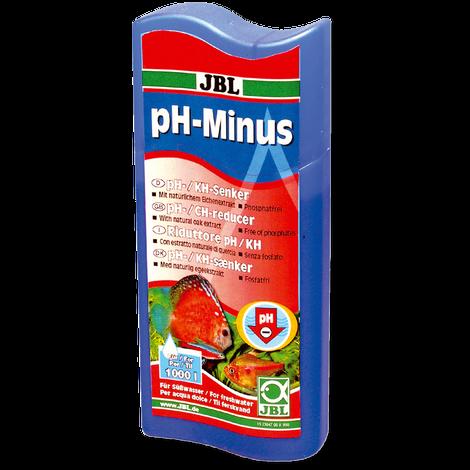pH Minus mit eichenextrakt von jbl ph Munus kaufen ph Wert Senken im Aquarium