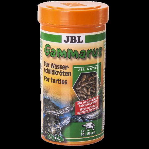 Gammarus 250ml Bachflohkrebse das leckerli für Fisch und reptil, Schildkrötenfutter