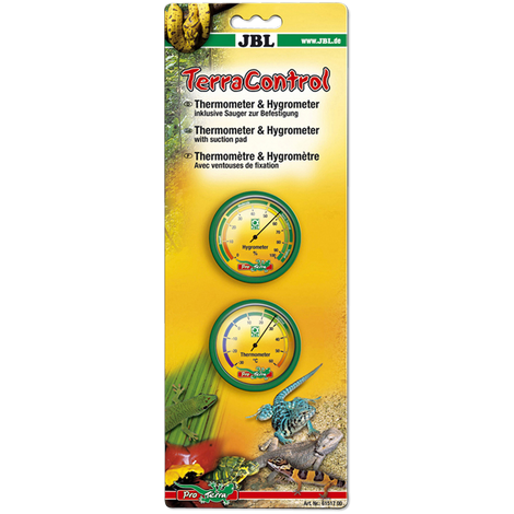 TerraControl Thermometer und Hygrometer für Terrarien kaufen hygrometer kaufen