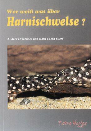 Wer weiß was über Harnischwelse? ist ein Buch zur unterstützung in der Zucht und Haltung von verschiedneen Harnischwelsen.