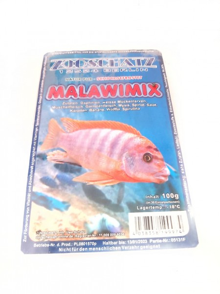 Malawi Menü - Frostfutter